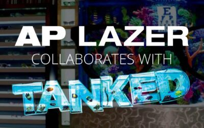 AP Lazer to Appear on Animal Planet's Tanked