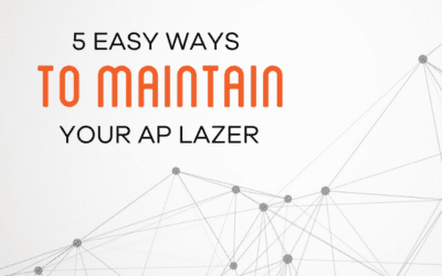 5 Easy Ways to Maintain Your AP Lazer