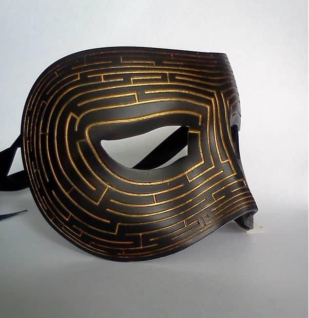 laser cut mask