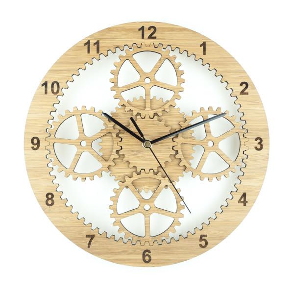 Planetary Gears Clock 1