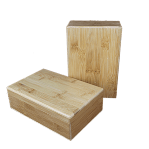 Bamboo Yoga Block-0
