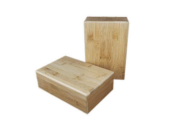 Bamboo Yoga Block-0