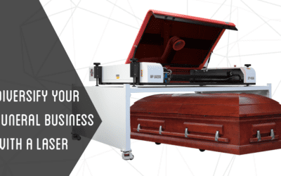 Diversify Your Funeral Business with a Laser Engraving Machine