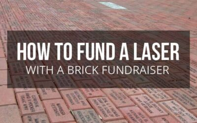 How a Brick Fundraising Project Can Pay for Your AP Lazer