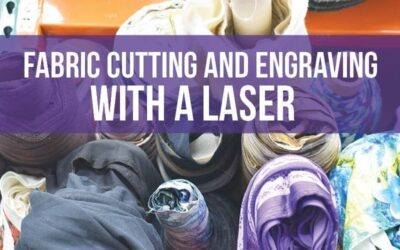 Fabric Laser Engraver and Cutter