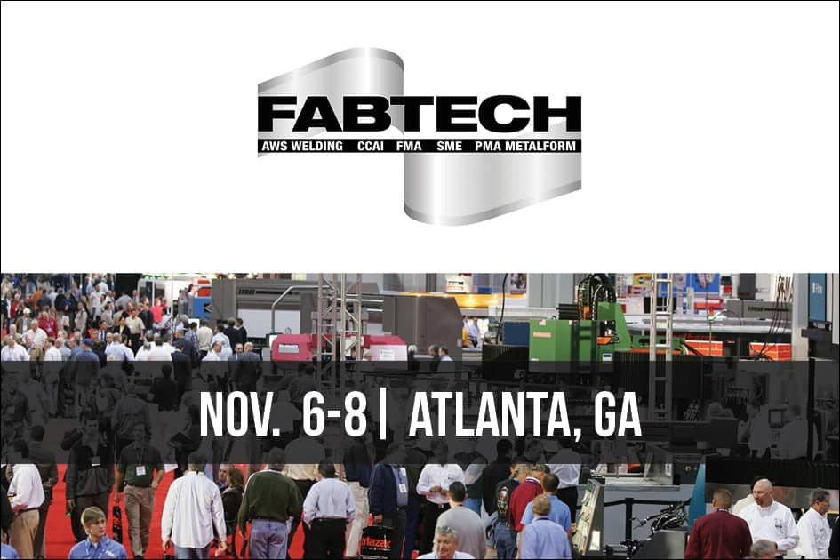 fabtech convention
