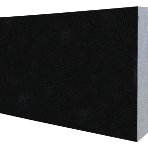 "Granite Flat Pet Marker-Jet Black-Size: 4"" x 7""-2-0"