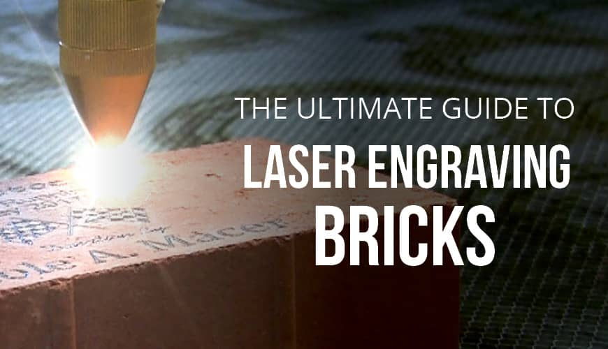 What You Need to Know About Laser Engraving Bricks