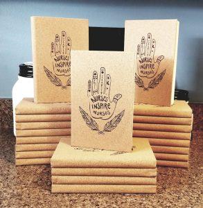 Engraved journals