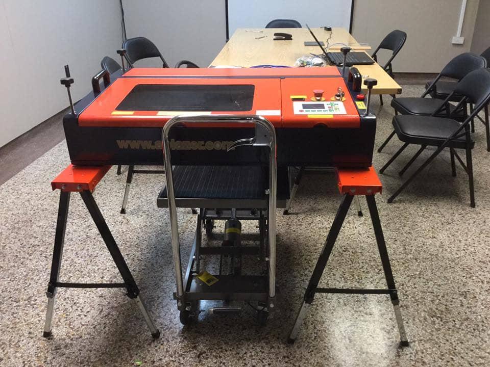 portable laser engraver
