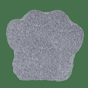 "Granite Paw Marker 2"" thick-0"