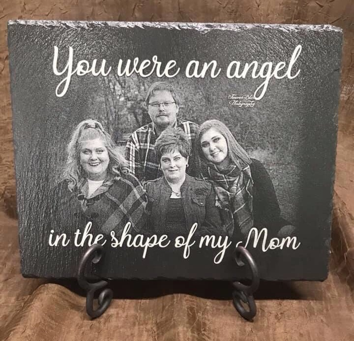 slate plaque