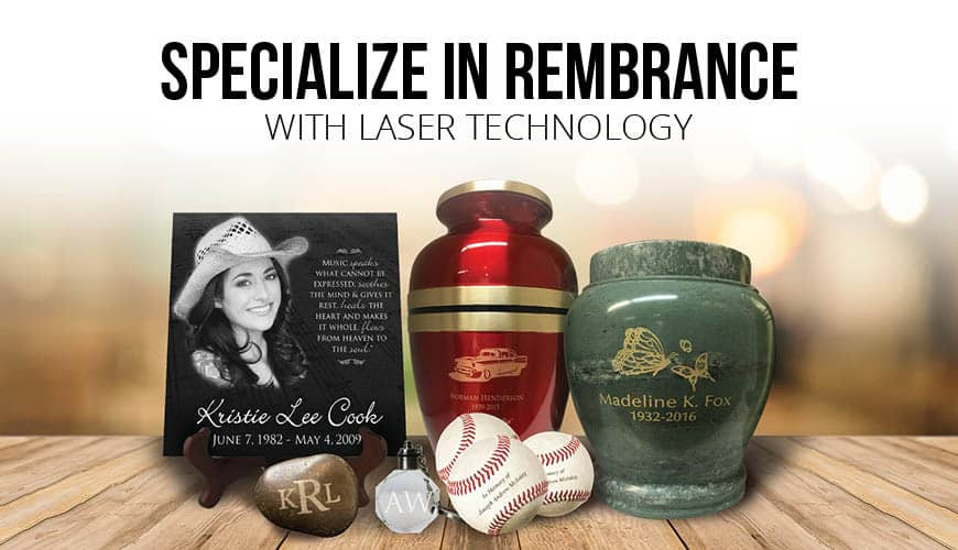 6 Ways a Laser Machine can Help you Specialize in Remembrance